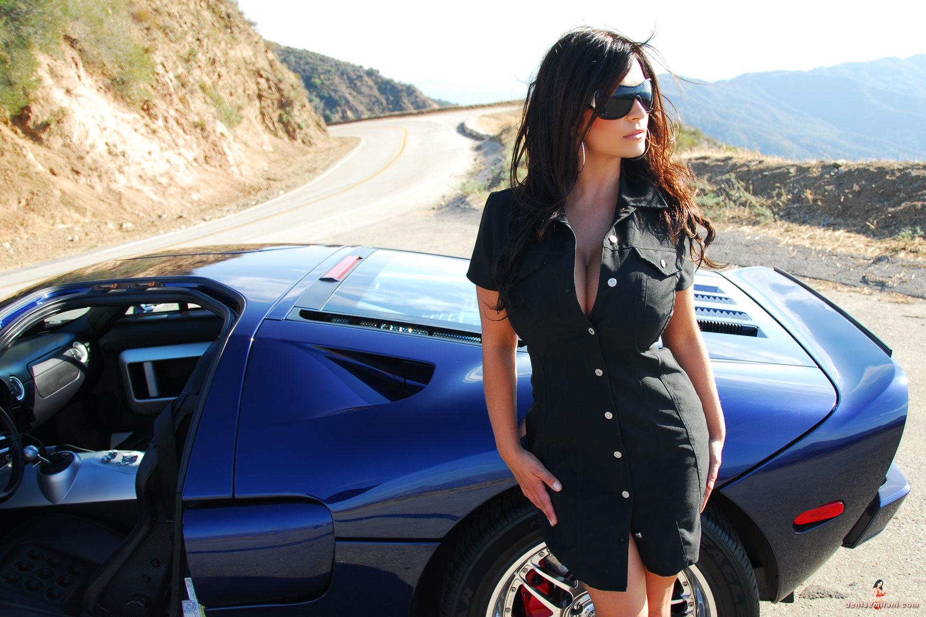[网络美女]丹尼斯・米兰妮(Denise Milani)超高清写真大图片(44P)|645热度
