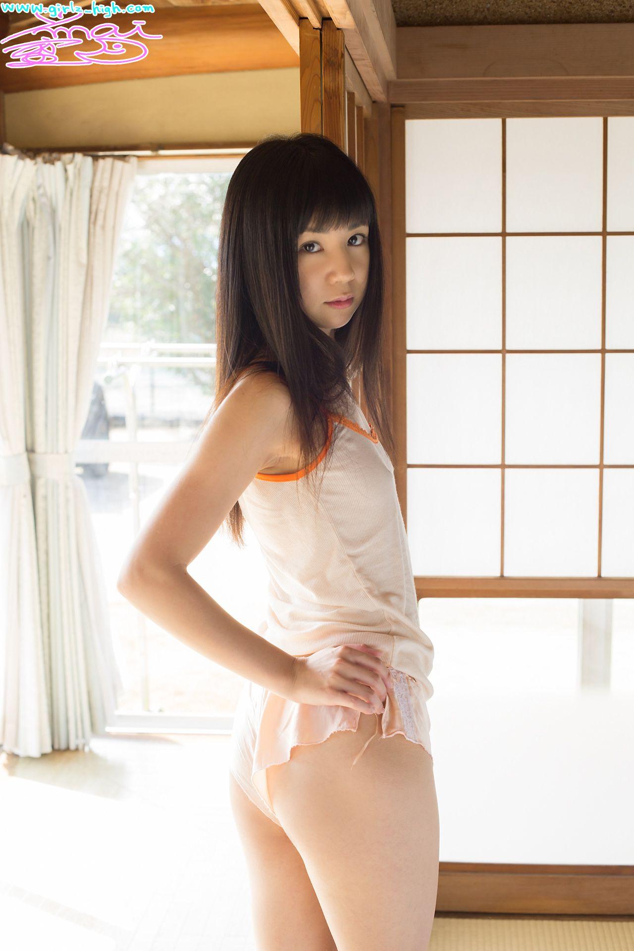 [Girlz-High]今井蜜月超高清写真大图片(39P)|587热度