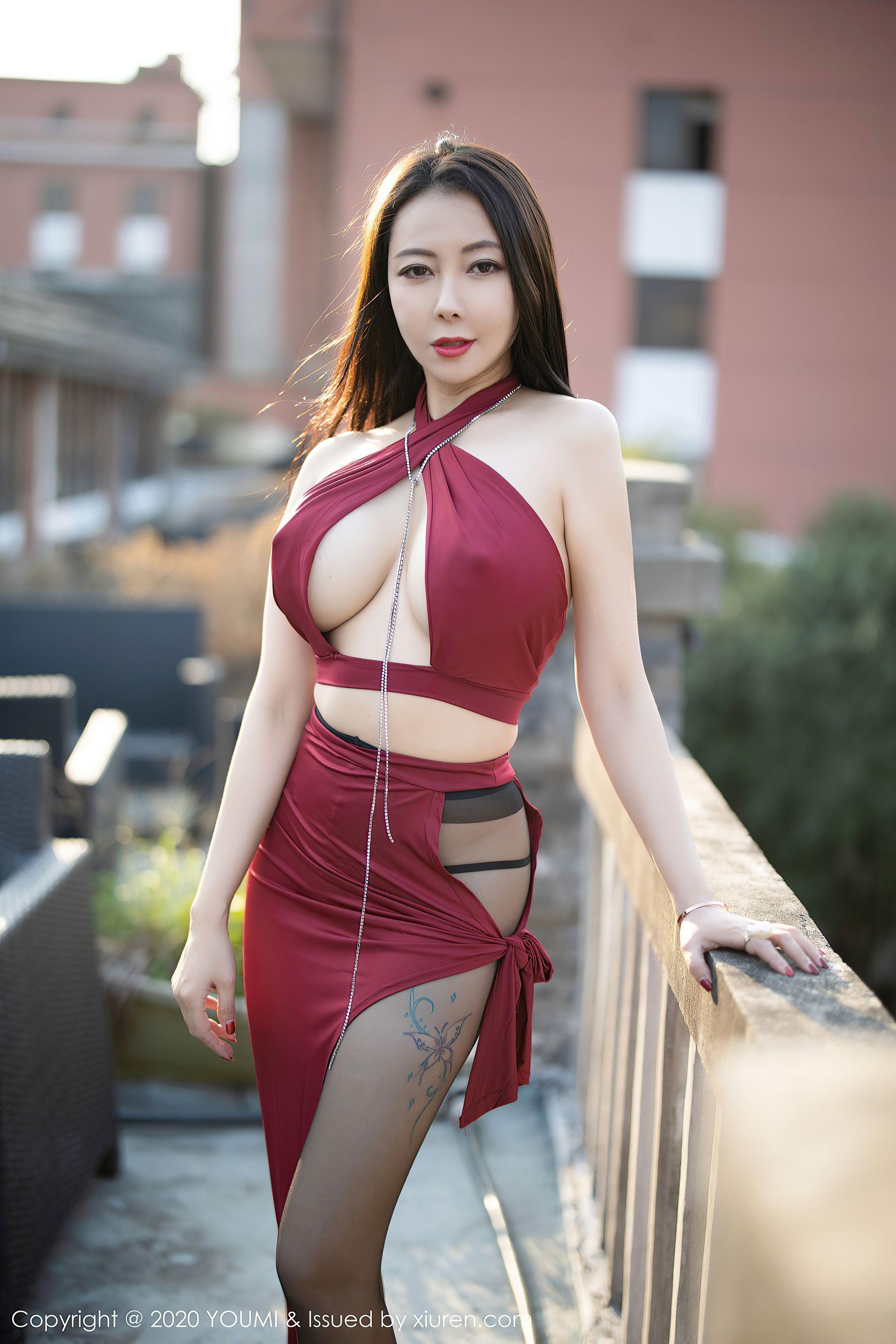 [尤蜜荟]松果儿(闫雪松)Vol.558超高清写真大图片(54P) 15热度